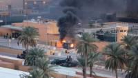 В Багдаде вновь подверглась обстрелу «Зеленая зона»