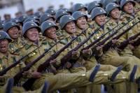 В КНДР пройдет крупнейший в истории страны парад