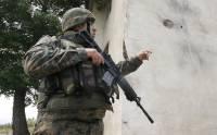 Захватчик банка в Зугдиди покинул здание с тремя заложниками