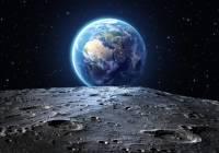 На солнечной стороне Луны найдены запасы воды