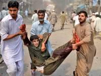 В Пакистане при взрыве в медресе погибли 8 человек, пострадали более 100