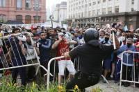 В Буэнос-Айресе во время прощания с Марадоной произошли столкновения