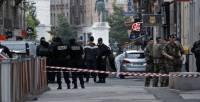 В Париже задержан мужчина с мачете