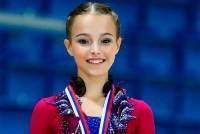 Фигуристка Щербакова выиграла чемпионат России
