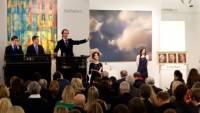На аукционе Christie's за $1,18 млн продали картину Ренуара