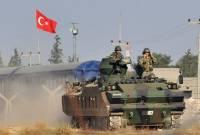 ВС Турции за сутки нейтрализовали 55 сирийских военных