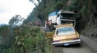 В Перу упал с пропасть автобус с футбольными фанатами