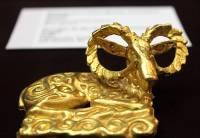 В Уфе открылась уникальная выставка сарматского золота