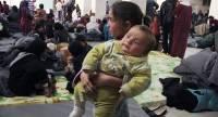 Турция открыла границу для сирийских беженцев в ЕС, заявил Эрдоган