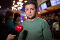 Зеленский: Киев потребует от Тегерана увеличить выплаты семьям жертв крушения Boeing