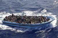 В проливе Ла-Манш задержаны лодки с 90 мигрантами