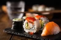 Число паразитов в рыбе для «суши» за 40 лет возросло почти в 300 раз