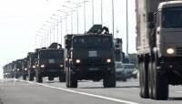Прилетевшие в Италию российские военные специалисты направились в Бергамо