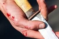 Под Тулой женщина с ножом напала на полицейских