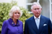 Принц Чарльз с супругой