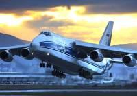 В США совершил посадку самолет с медоборудованием из России