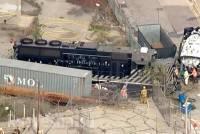 В США арестован машинист, пытавшийся протаранить плавучий госпиталь