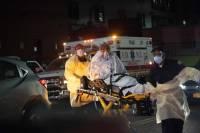 В Нью-Йорк для борьбы с коронавирусом направляют военных медиков