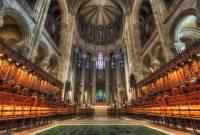 Кафедральный собор Нью-Йорка переоборудуют в полевой госпиталь