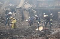 В Красногорске на месте пожара в хосписе найдено тело десятого погибшего