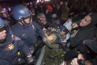 В Фергюсоне, где в 2014 году шли массовые протесты, эвакуировали полицейский участок