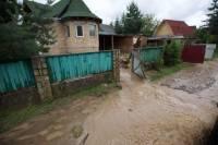 Премьер назвал «критической» ситуацию на затопленной Западной Украине