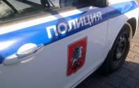 В Норильске на месте сброса отходов трактор раздавил полицейскую машину