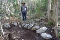 На границе Мексики и Гватемалы нашли древнейший храм майя