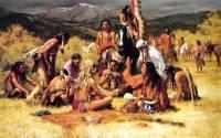 Половину штата Оклахома признали землей индейцев