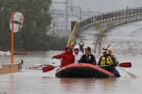 В Японии более 70 человек стали жертвами наводнений и оползней
