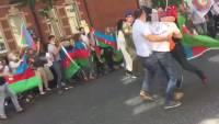 В центре Лондона подрались армяне и азербайджанцы