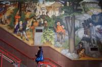 В США вновь заговорили об уничтожении фресок Арнаутова