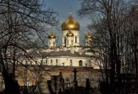 Воскресенский Новодевичий монастырь в Петербурге