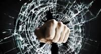 В Москве неизвестные разбили витрины кафе азербайджанской кухни