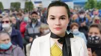 В Минске на митинг Светланы Тихановской пришли около 60 тыс. человек