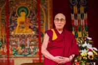 Духовный лидер тибетских буддистов отмечает юбилей