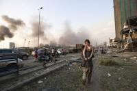 В Бейруте число погибших при взрывах превысило 100