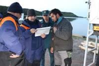 В Сургуте при столкновении катера и баржи погибли 4 человека