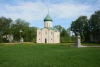 Редкое граффити с фантастическим животным XII века нашли в соборе Переславля-Залесского