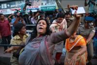 В Индии начались протесты после гибели изнасилованной девушки из низшей касты