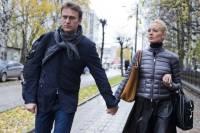 Супруга Навального резко отреагировала на слова Рошаля о ее муже