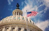 В США службы безопасности заблокировали Капитолий