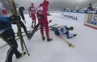 Финский лыжник Мяки не будет обращаться в полицию после инцидента с Большуновым