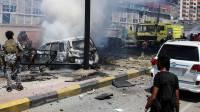В Йемене 5 человек погибли при подрыве кортежа губернатора Адена