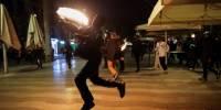 В Барселоне протестующие из-за ареста рэпера вновь устроили беспорядки