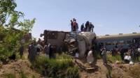 В Египте более 30 человек погибли при столкновении поездов