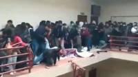 В Боливии 7 студентов погибли из-за давки в университете