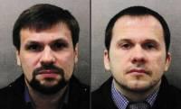 Власти Чехии объявили в розыск Петрова и Боширова
