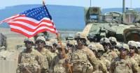 В Ираке возле лагеря военных США взорвались несколько ракет