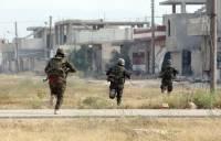 В Сирии военные отразили атаку диверсионной группы боевиков